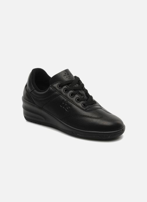 Sneakers TBS Easy Walk Dandys Sort detaljeret billede af skoene