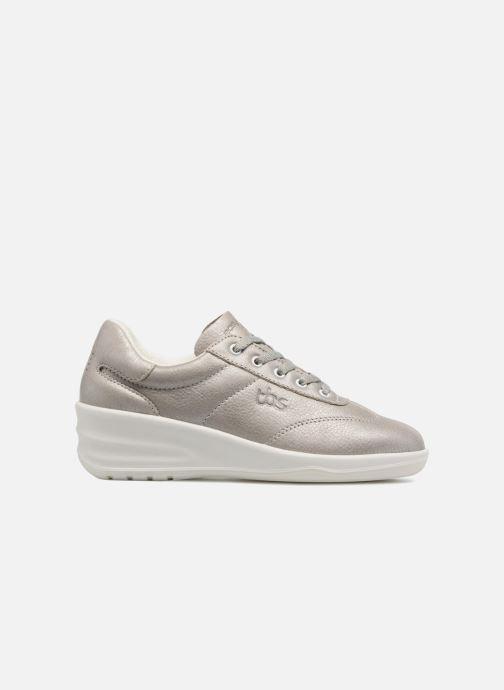 Sneakers TBS Easy Walk Dandys Zilver achterkant