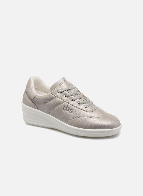 Sneakers TBS Easy Walk Dandys Zilver detail