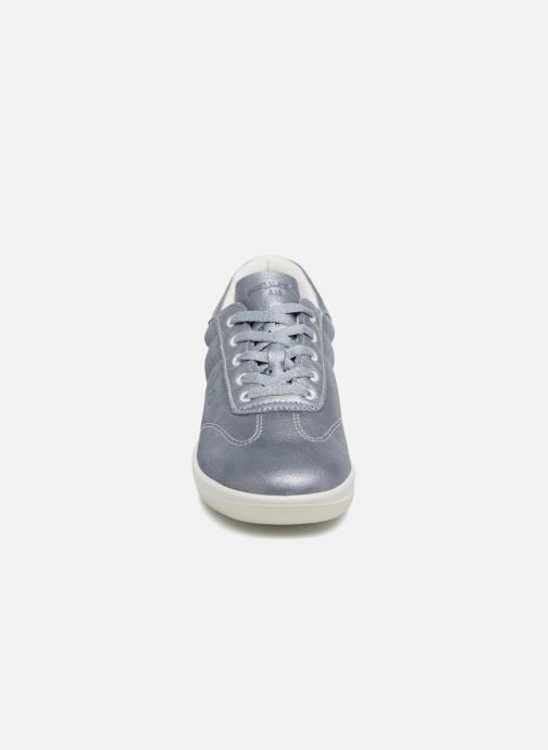 Baskets TBS Easy Walk Dandys Bleu vue portées chaussures