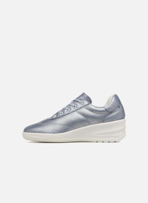 Sneakers TBS Easy Walk Dandys Blauw voorkant