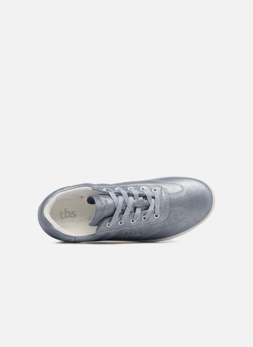 Sneakers TBS Easy Walk Dandys Blauw links