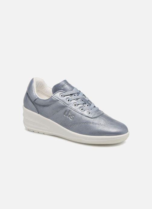 Sneakers TBS Easy Walk Dandys Blauw detail