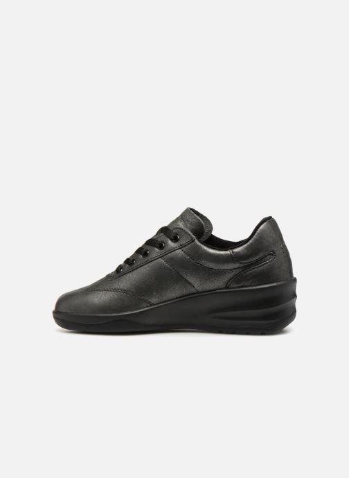 Sneaker TBS Easy Walk Dandys silber ansicht von vorne