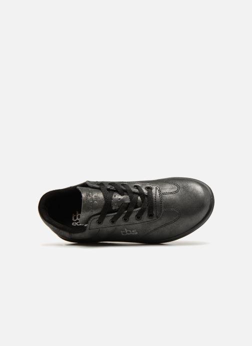 Sneaker TBS Easy Walk Dandys silber ansicht von links