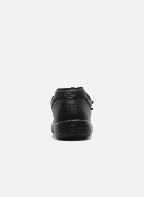 Sneaker TBS Made in France Archer schwarz ansicht von rechts