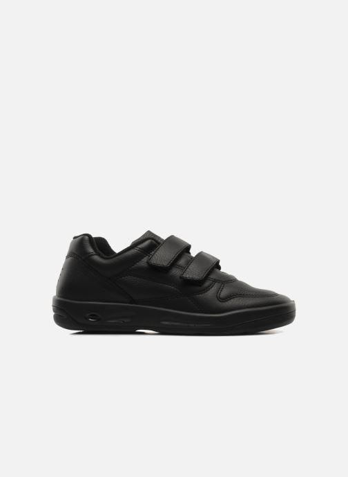 Sneaker TBS Made in France Archer schwarz ansicht von hinten
