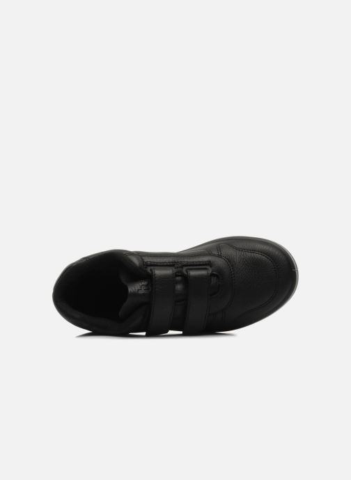 Sneakers TBS Made in France Archer Nero immagine sinistra