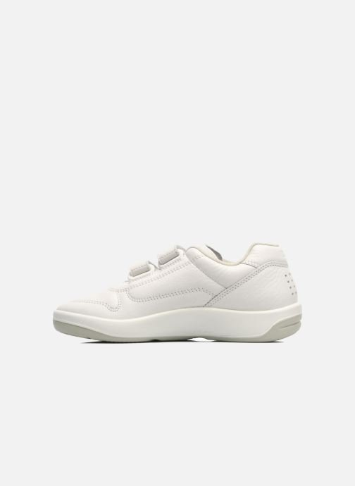 Sneakers TBS Made in France Archer Bianco immagine frontale