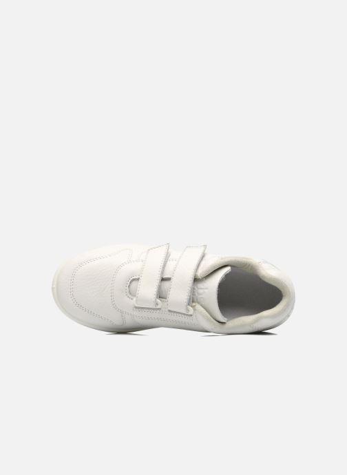 Sneaker TBS Easy Walk Archer weiß ansicht von links