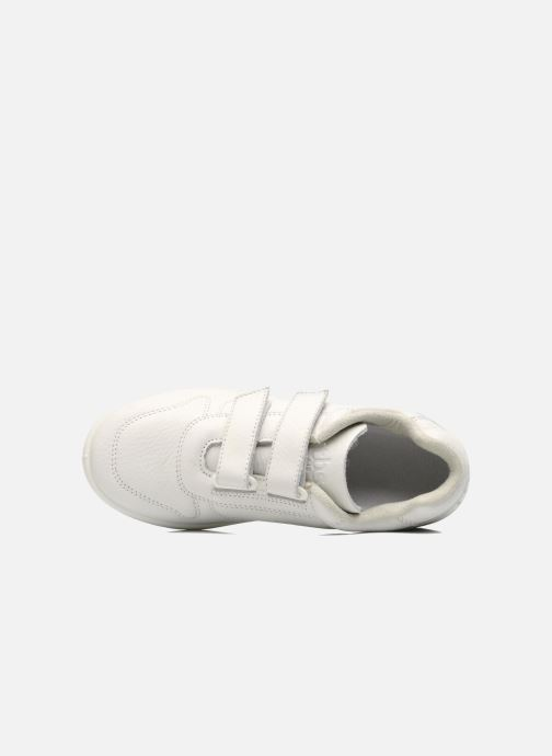 Sneakers TBS Made in France Archer Bianco immagine sinistra