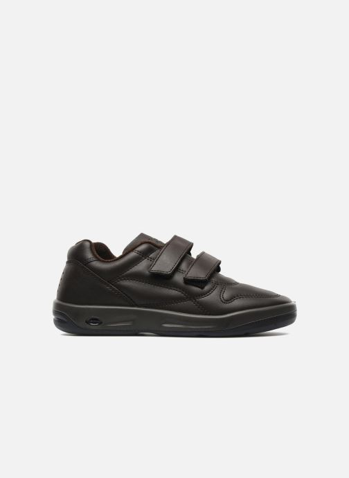 Sneaker TBS Made in France Archer braun ansicht von hinten