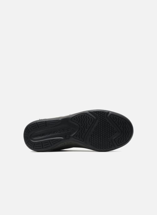Sneakers TBS Made in France Archer Marrone immagine dall'alto