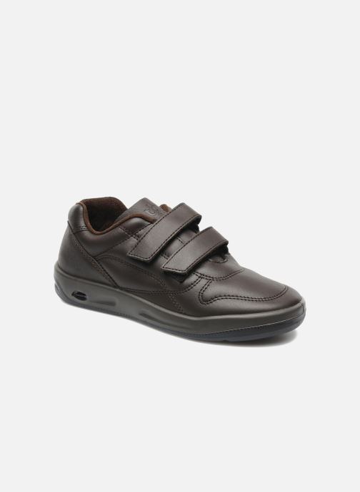 Sneaker TBS Made in France Archer braun detaillierte ansicht/modell