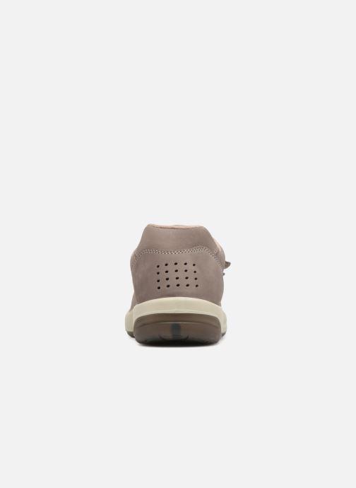 Sneaker TBS Easy Walk Archer grau ansicht von rechts