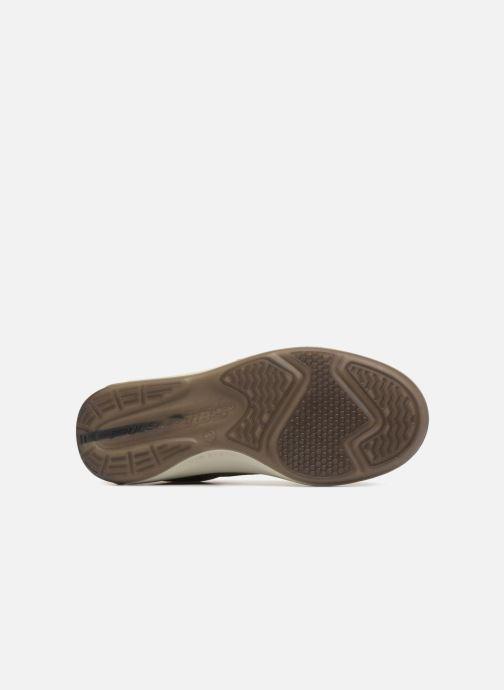 Sneakers TBS Made in France Archer Grigio immagine dall'alto