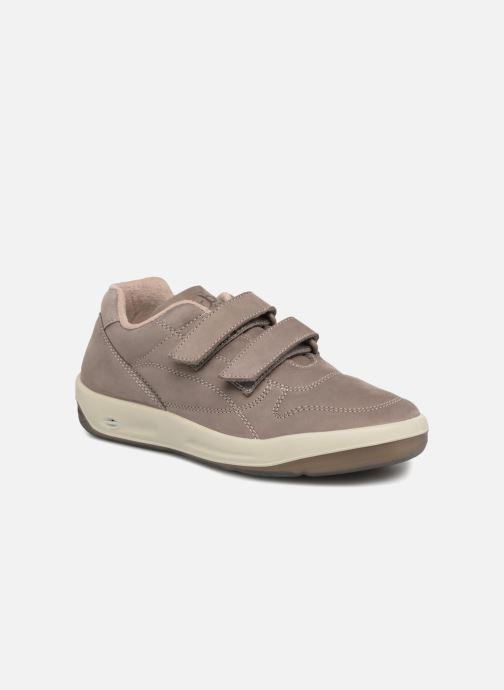 Sneakers TBS Made in France Archer Grigio vedi dettaglio/paio