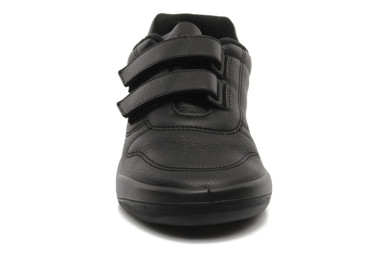 Baskets TBS Easy Walk Archer Noir vue portées chaussures