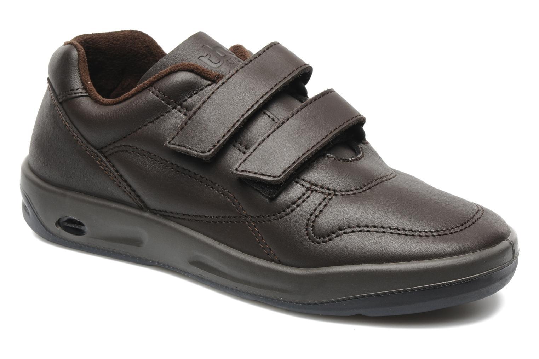 TBS Easy Walk Archer (Marron) - Baskets en Más cómodo Chaussures femme pas cher homme et femme