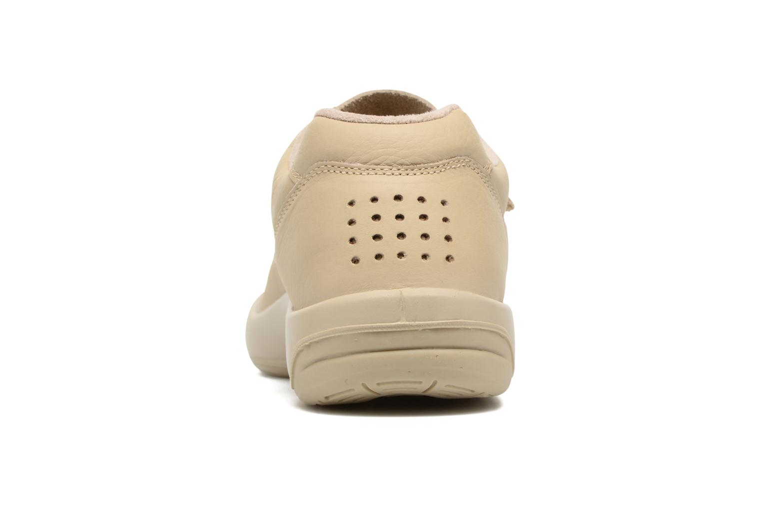 Deportivas TBS Easy Walk Archer Beige vista lateral derecha