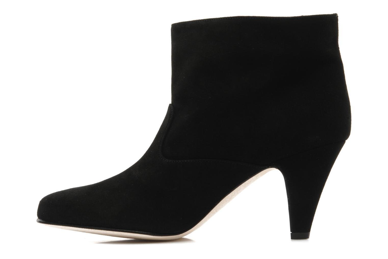 Bottines et boots Patricia Blanchet Leon Noir vue face