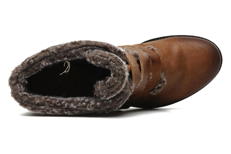Boots en enkellaarsjes Koah Feliz Bruin links