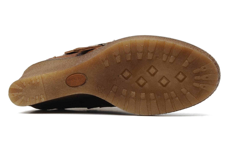 Boots en enkellaarsjes Koah Feliz Bruin boven