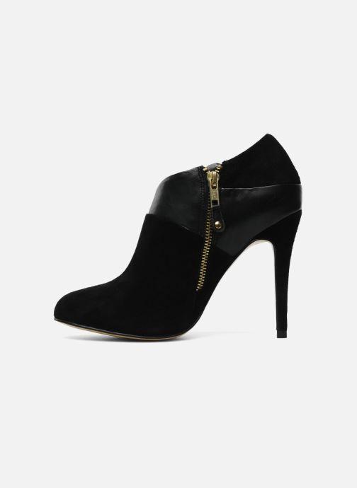 Bottines et boots Dune London ADONNIS Noir vue face
