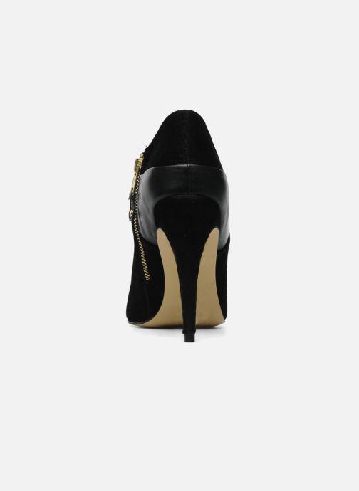 Boots en enkellaarsjes Dune London ADONNIS Zwart rechts