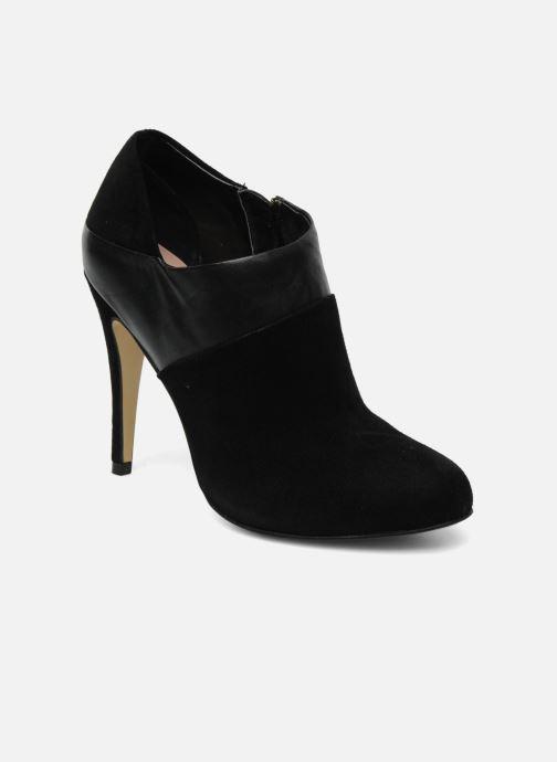 Boots en enkellaarsjes Dune London ADONNIS Zwart detail