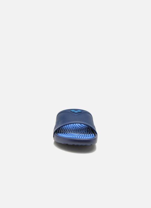 Scarpe sportive Arena Marco X Grip Box + Hook Azzurro modello indossato