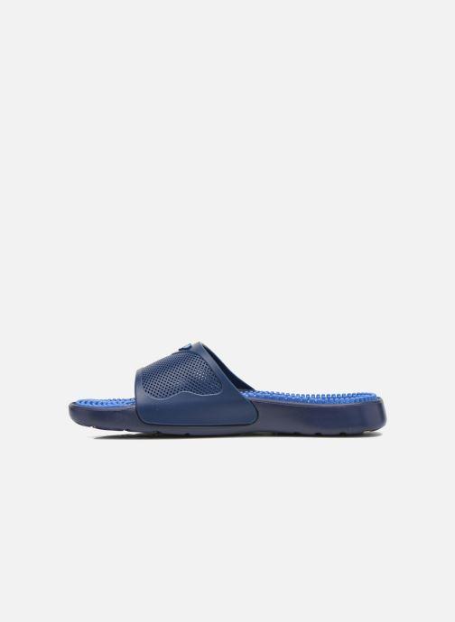 Chaussures de sport Arena Marco X Grip Box + Hook Bleu vue face