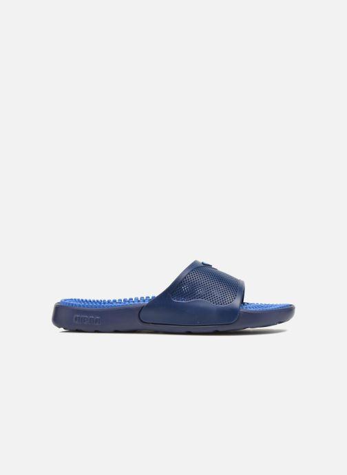 Chaussures de sport Arena Marco X Grip Box + Hook Bleu vue derrière
