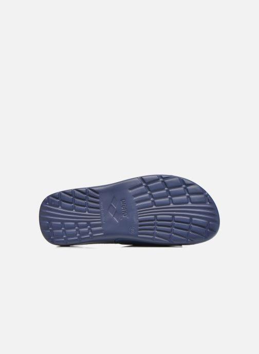 Chaussures de sport Arena Marco X Grip Box + Hook Bleu vue haut