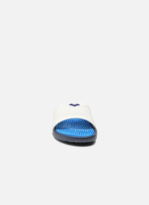 Scarpe sportive Arena Marco X Grip Box + Hook Bianco modello indossato