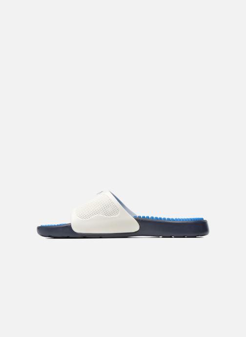 Chaussures de sport Arena Marco X Grip Box + Hook Blanc vue face