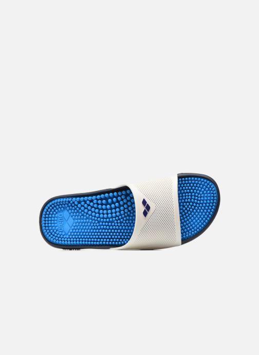 Chaussures de sport Arena Marco X Grip Box + Hook Blanc vue gauche