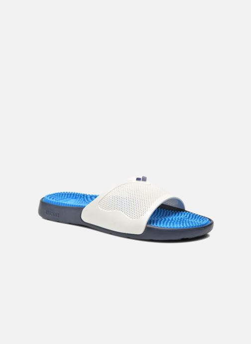 Chaussures de sport Arena Marco X Grip Box + Hook Blanc vue détail/paire