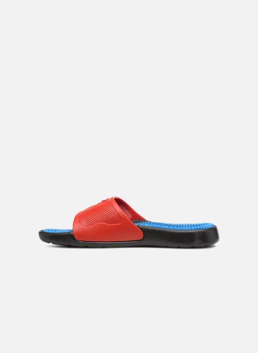 Chaussures de sport Arena Marco X Grip Box + Hook Rouge vue face
