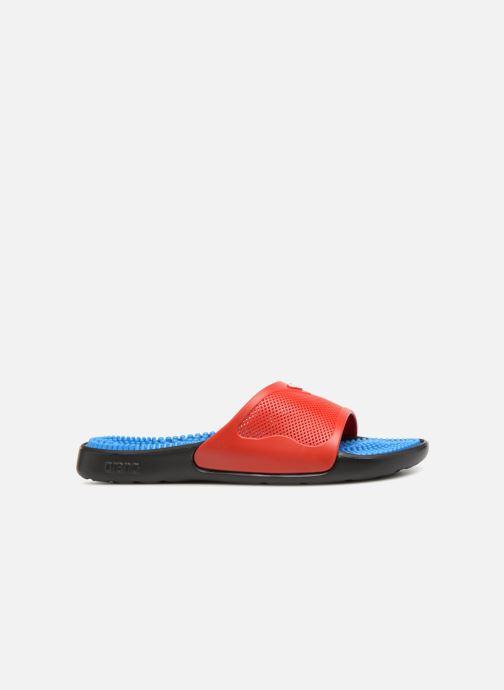 Chaussures de sport Arena Marco X Grip Box + Hook Rouge vue derrière