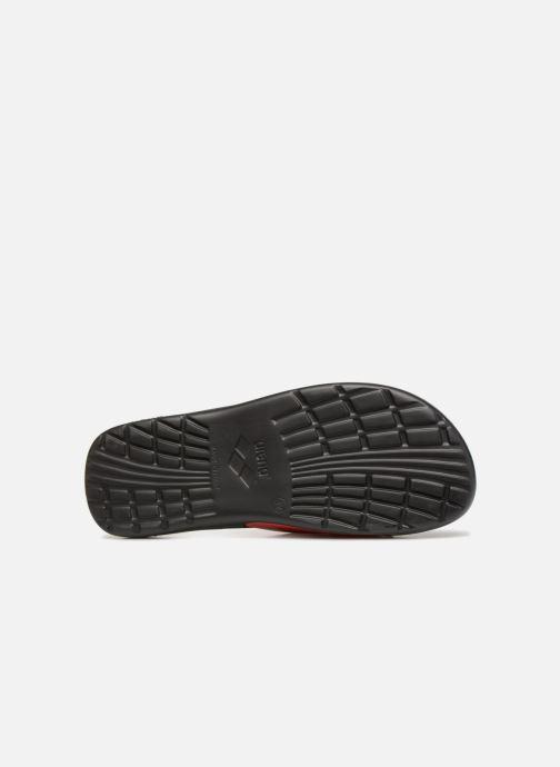 Chaussures de sport Arena Marco X Grip Box + Hook Rouge vue haut