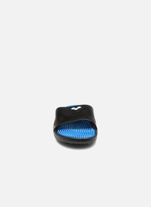 Chaussures de sport Arena Marco X Grip Box + Hook Noir vue portées chaussures