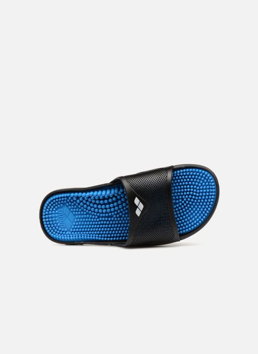 Chaussures de sport Arena Marco X Grip Box + Hook Noir vue gauche