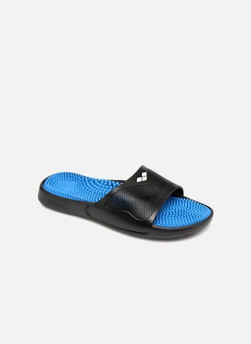 Chaussures de sport Arena Marco X Grip Box + Hook Noir vue détail/paire