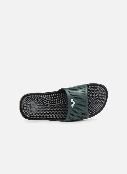 Chaussures de sport Arena Marco X Grip Box + Hook Gris vue gauche