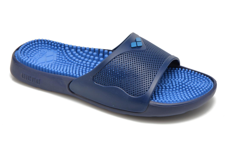 Arena Marco X Grip Box + Hook (Bleu) - Chaussures de sport en Más cómodo Confortable et belle