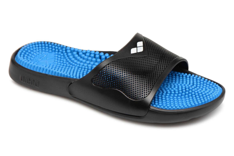 Arena Marco X Grip Box + Hook (Noir) - Chaussures de sport en Más cómodo Chaussures casual sauvages