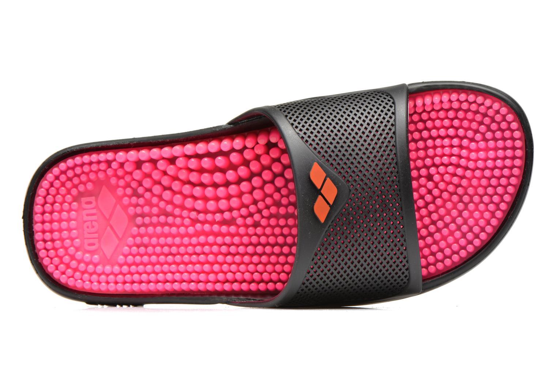 Chaussures de sport Arena Marco x grip woman Noir vue gauche