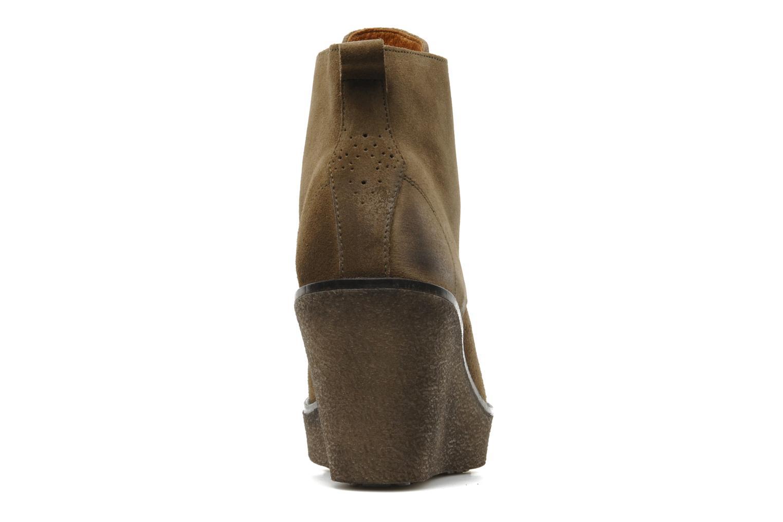 Boots en enkellaarsjes Marc O'Polo Priscille Groen rechts