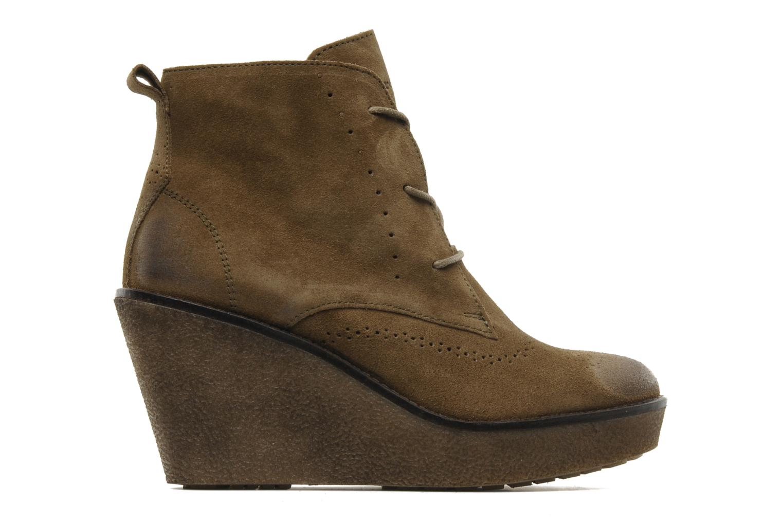 Boots en enkellaarsjes Marc O'Polo Priscille Groen achterkant